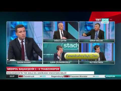 TRT'de 2010 - 2011 tartışması (видео)