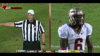 Stephen Morris vs Florida State (2012)