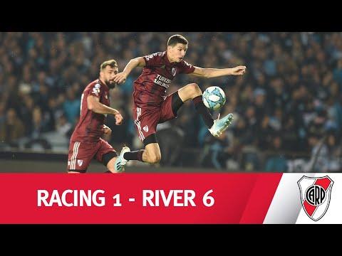El histórico 6-1 de River ante Racing