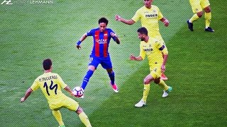 "Download the Onefootball app here: http://bit.do/HenrikLehmann_MayThe final episode with the best dribbling skills, tricks and flicks by Neymar for FC Barcelona and Brazil in the 2016/17 season. Enjoy!Click ""Show more"" to see the music and more!● Edited and produced by: Henrik Lehmann    Twitter: https://twitter.com/henriklehmannn● Arabic speaking? Check out FCB World:    Twitter: https://twitter.com/FCBW_A7♫ Music: Wizard - 7BW, Wizard - Strippers● Clips from: MNcompsJRThank you for watching! Please leave a like if you enjoyed and if you didn't, leave a dislike and tell me what I can do better. I'm always thankful for constructive critisism! Subscribe to my channel to watch my latest videos as they come out.""Copyright Disclaimer Under Section 107 of the Copyright Act 1976, allowance is made for ""fair use"" for purposes such as criticism, comment, news reporting, teaching, scholarship, and research. Fair use is a use permitted by copyright statute that might otherwise be infringing. Non-profit, educational or personal use tips the balance in favor of fair use."""