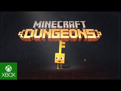 Trailer du XO19 de Minecraft : Dungeons