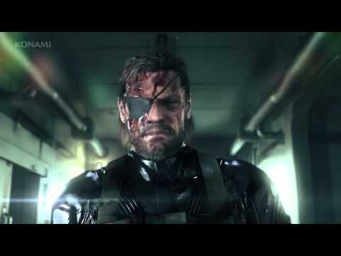 Metal Gear Solid V: The Phantom Pain - Official Launch Trailer