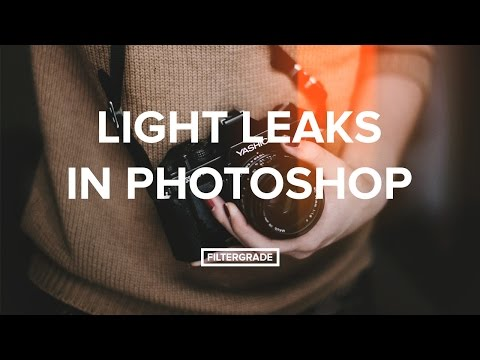 How to Create Realistic Light Leaks in Adobe Photoshop