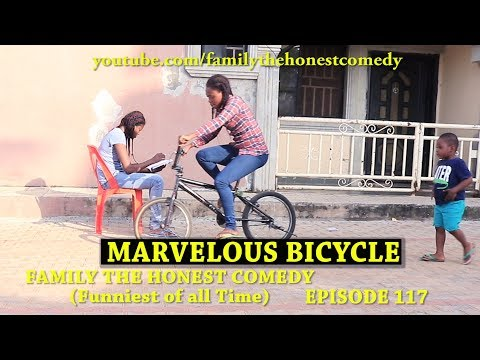 FUNNY VIDEO (MARVELOUS BICYCLE) (Family The Honest Comedy) (Episode 117)
