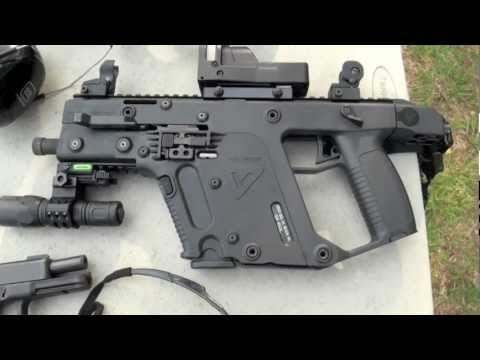 kriss - My final update and review on The KRISS SDP Super Vector Tactical Pistol in .45acp. with a 5.5