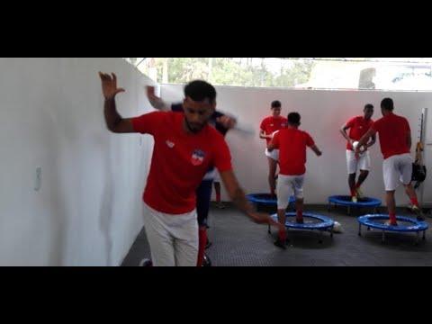Boston City FC Brasil implanta Academia Funcional para atender os atletas.
