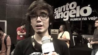 Entrevista com Mateus Asato - Expomusic 2013