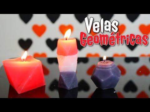 Velas Geométricas