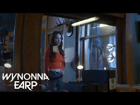Wynonna Earp | Behind the Scenes: Earpers 9 To 5 | Season 3 Episode 4 | SYFY