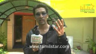 Maanav Roa at Yaaro Oruvan Movie Press Meet