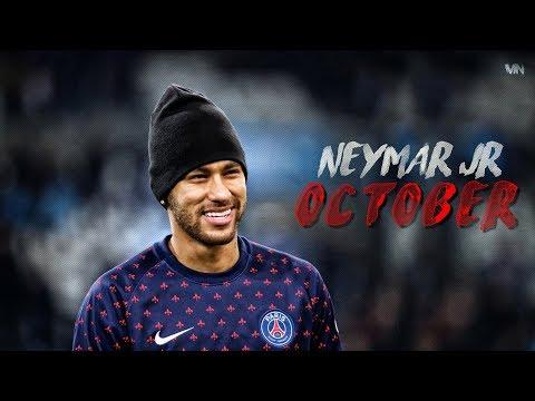 Neymar Jr ● October 2018   Bes …