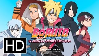 Boruto  Naruto The Movie   Official Full Trailer
