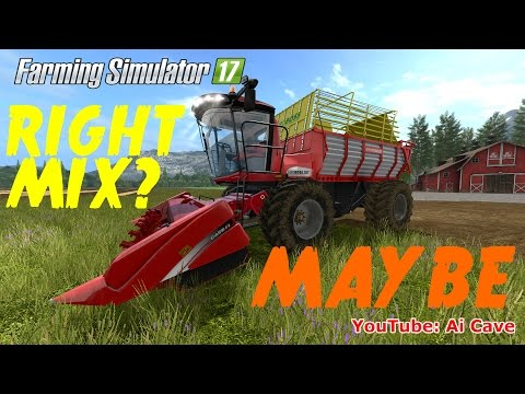 Case IH L32000 Mower for Farming Simulator 2017 v1
