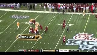 Cordarrelle Patterson vs NC State (2012)