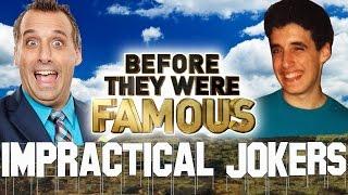 Video IMPRACTICAL JOKERS - Before They Were Famous - The Tenderloins MP3, 3GP, MP4, WEBM, AVI, FLV Juni 2018