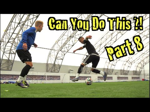 Learn Amazing Football Skills : Can You Do This?! Part 8 | F2Freestylers