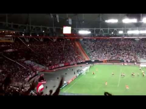 Hinchada | Final del partido | Edelp - Libertad - Los Leales - Estudiantes de La Plata