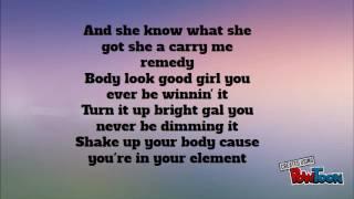 sean paul trumpets lyrics Video