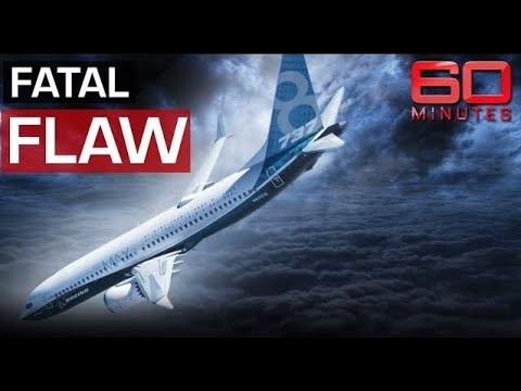 Rogue Boeing 737 Max Planes 'with Minds Of Their Own' | 60 Minutes Australia