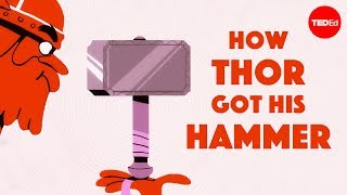 Video How Thor got his hammer - Scott A. Mellor MP3, 3GP, MP4, WEBM, AVI, FLV Maret 2019