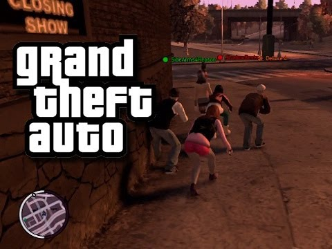 GTA Funny Moments and Stuff 16! (I Can't Wait for GTA 5!)