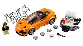 LEGO Speed Champions: McLaren 720sSET #: 75880AGES: 7-14YEAR: 2017PART COUNT: 161MSRP: $14.99 USDHelp support this channel and visit my Bricklink store. Here's the link: http://www.bricklink.com/store/home.p...Don't hesitate to follow me on Instagram: https://www.instagram.com/coolkidbricksLEGO® is a trademark of the LEGO Group of companies which does not sponsor, authorize or endorse this site.