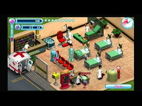 WRG | Wii | Hysteria Hospital Review