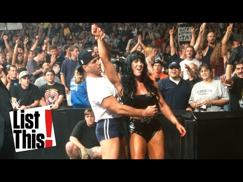 4 male Superstars defeated by Chyna: WWE List This!