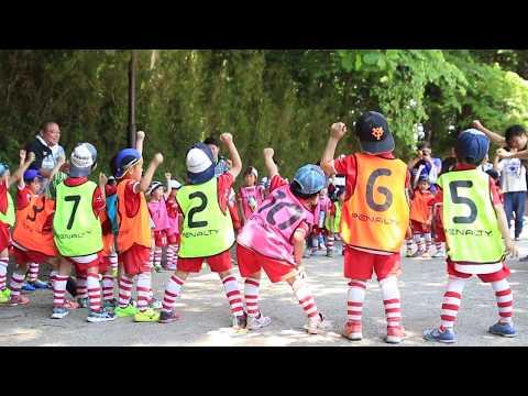 日野・多摩平幼稚園 サッカー練習試合