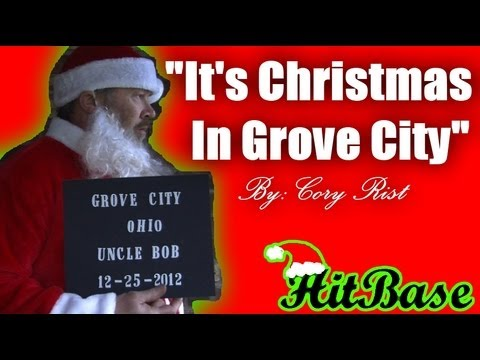 It's Christmas in Grove City – Official Music Video – Funny Christmas Song