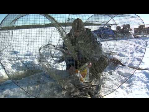 рыболовная сеть на симу