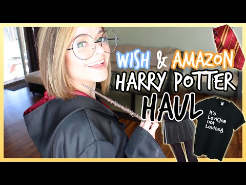 Wish Haul #2 | Harry Potter Merch