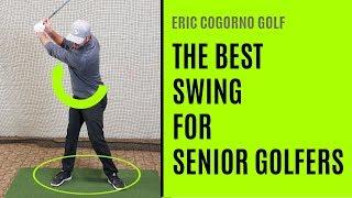 Video GOLF: The Best Swing For Senior Golfers MP3, 3GP, MP4, WEBM, AVI, FLV Agustus 2019