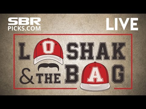 Afternoon Line Movement Report & Free Picks Update! | Loshak and The Bag