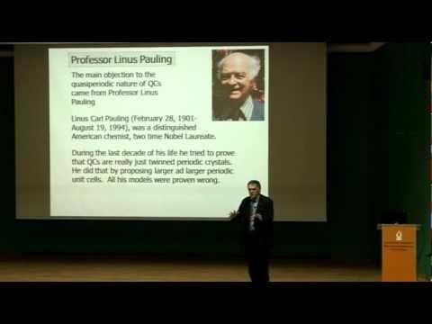 Dan Shechtman-über-Kristalle und Menschen