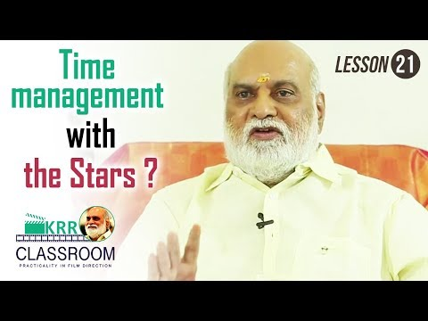 KRR Classroom - Lesson 21 | Interaction Session - Time management with the Stars?
