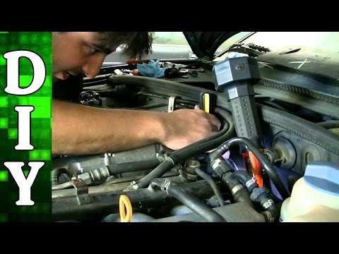 How to Remove and Replace a Coolant Temperature Sensor – VW Passat Jetta Audi A4 A6 1.8L Engine