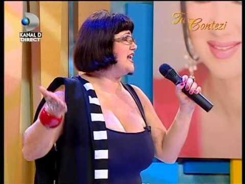 Ozana Barabancea - De-ai fi tu salcie la mal (видео)
