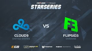 C9 vs Flipsid3, game 2