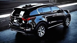 New cars kia sportage 2016 Новинка авто kia sportage 2016 YouTubeFotoVideo
