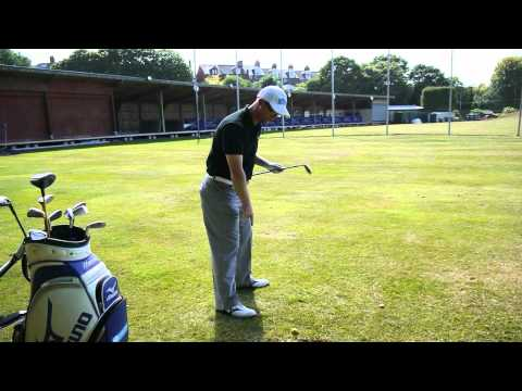 Backswing Shoulder Turn For Better Golf Shots