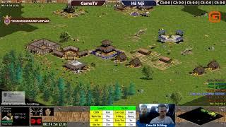AOE | 4vs4 Random | GameTV vs Liên Quân | Ngày 27-12-2018 | BLV: Đan
