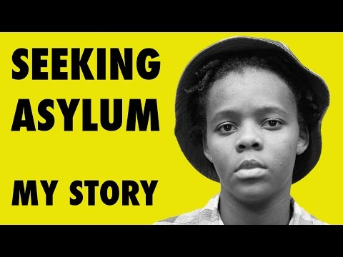 LGBT woman from Zimbabwe describes her reasons for seeking asylum in the UK