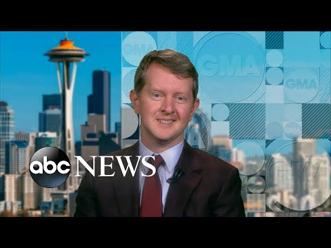 Ken Jennings on his winning 'Jeopardy!' moment l ABC News