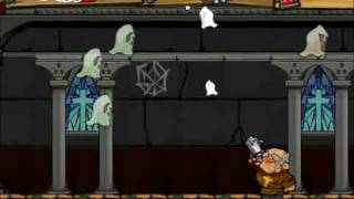 Ghosts'n Zombies YouTube video
