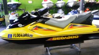 8. For sale 2004 Sea doo GTX Supercharger 185 hp Jet Ski