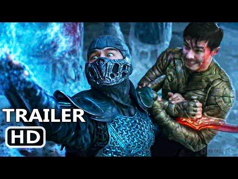 "MORTAL KOMBAT ""Sub-Zero VS Cole Young"" Trailer (NEW 2021) Action Movie HD"