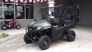 10. 2014 Pioneer 700-4 SALE Price at Honda of Chattanooga TN / 2014 Honda UTV Pioneer 700 4 Seater