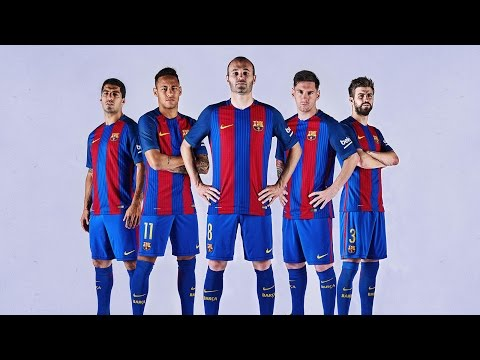 New Barcelona kit shows the club returning to its roots after ditching Qatar Airways video