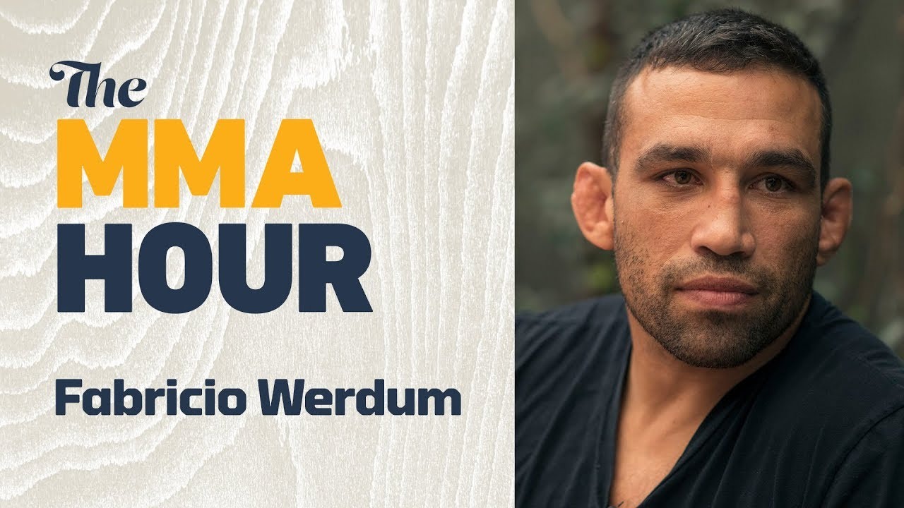 'Company Guy' Fabricio Werdum Rehired by the UFC for Commentary Duties